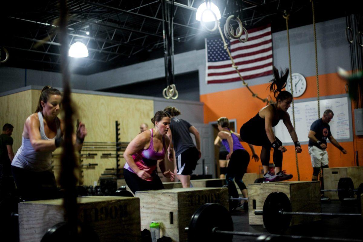 Syracuse Sweat Club workouts